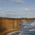view of cliff 12 apostles