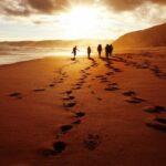 Hiking along the Great Ocean Walk