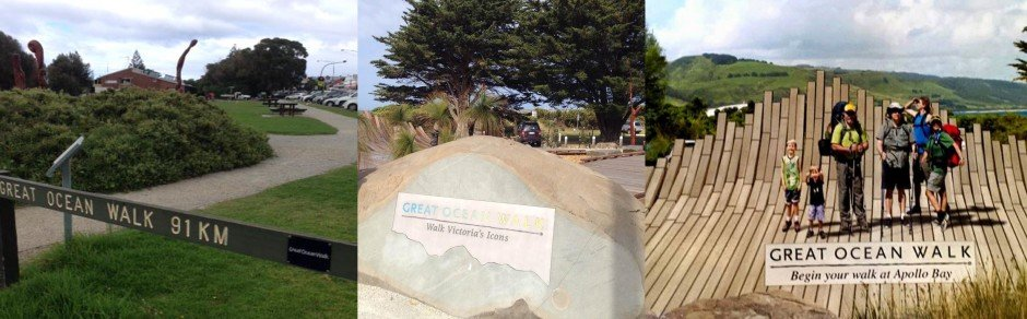 Great-Ocean-Walk-Apollo-Bay-sign-trail-head