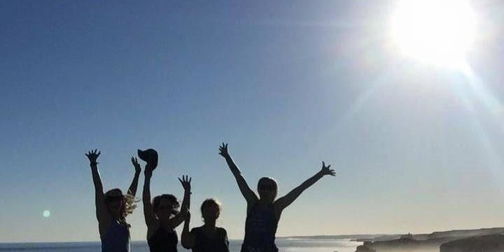 Jump for Joy on Great Ocean Walk