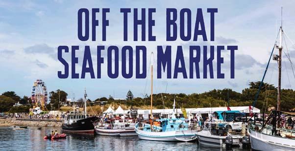 The Seafood Festival in Apollo Bay